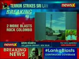 Sri Lanka Blasts: 8th blasts rock Colombo, death toll rises to 160, over 500 injured