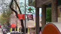 Los madrileños se preguntan qué hace la cara de Inés Arrimadas en los carteles electorales