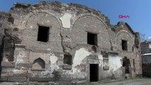 Kayseri Elia Kazan'ın Köyündeki Tarihi Kilisede Yıkılma Tehlikesi