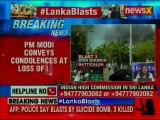 Sri Lanka, Colombo Blasts: PM Narendra Modi condemns Sri Lanka bomb blast, offer help