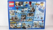 LEGO Police français: poste de Police sur l'Île d'déballé construire 60130 | Gertie S. Bresa