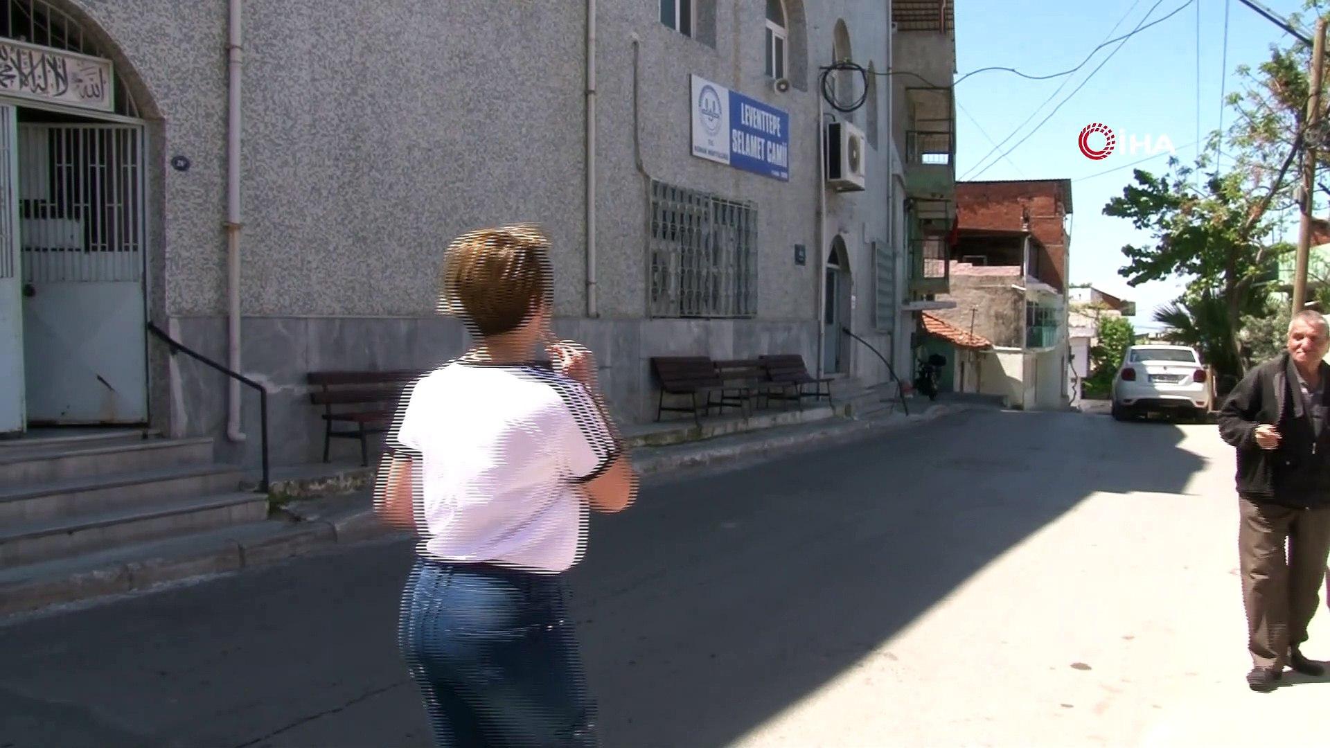 İzmir'de gece yarısı ezan okundu, mahalleli şoke oldu