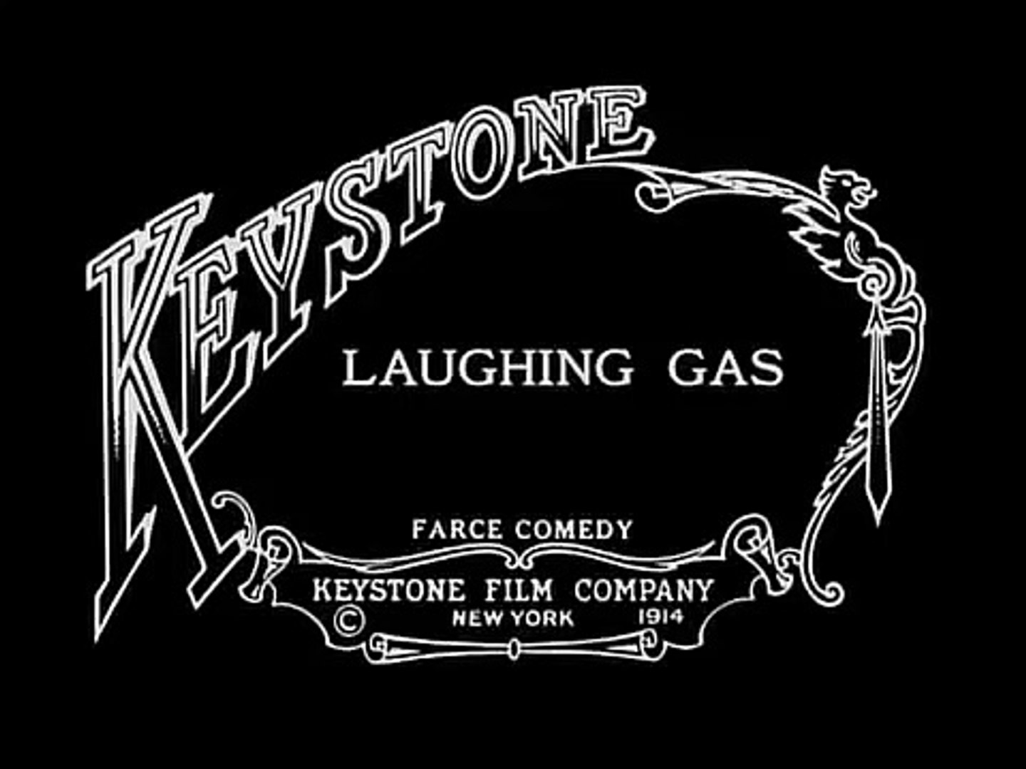 Charlie chaplin comedy video Laughing Gas 1914