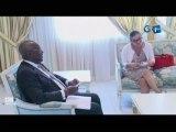 RTG/Série de rencontre du Ministrede l'évaluation des politiques publiques et du contrôle de l'Etat avec plusieurs personnalités dont  la directrice de l'agence française de développement
