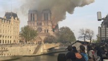 Bob Schieffer reflects on burning of Notre Dame