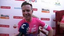 Simon Clarke - Post-race interview - Amstel Gold Race 2019