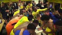 FC Nantes - Amiens SC : la joie du vestiaire