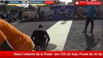 Les 72h de pétanque de Saly (Sénégal) : Phases finales de l'épreuve de tir de précision