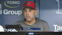 Alex Cora Says Michael Chavis Is Ready To Play Second Base