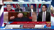 Dr. Moeed Pirzada Gives Inside Information About Govt's Recent Re-shuffling In Cabinet..