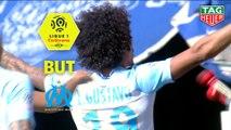 But Luiz GUSTAVO (4ème) / EA Guingamp - Olympique de Marseille - (1-3) - (EAG-OM) / 2018-19