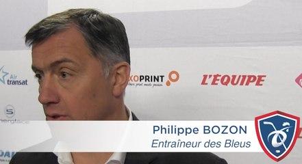 Prepa Mondial. France-Lettonie (2-0), la réaction de Philippe Bozon