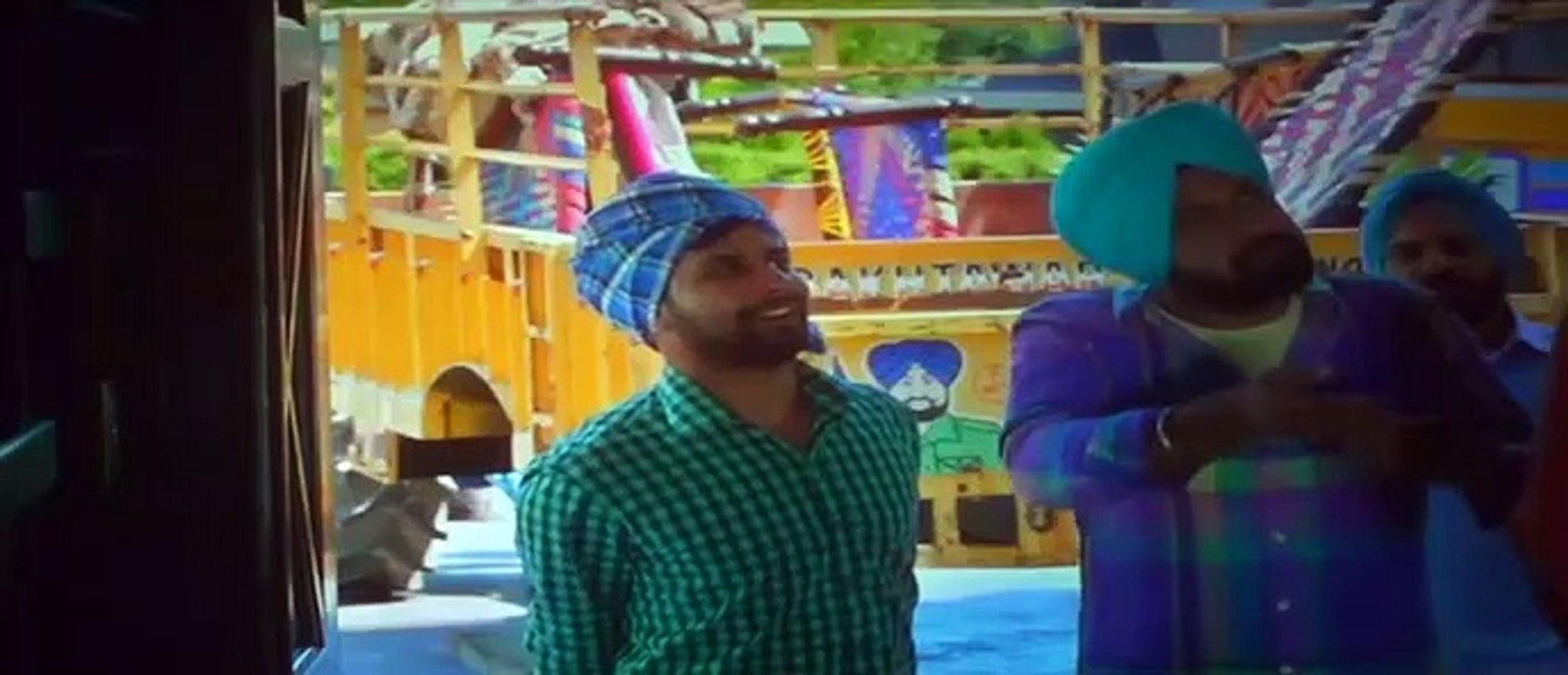 Manje Bistre 2 (2019) Punjabi movie Full part 2 - 3