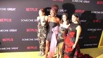 Netflix's 'Someone Great' Hollywood Premiere Arrivals - Brittany Snow, Gina Rodriguez, DeWanda Wise