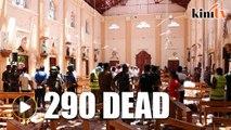 Sri Lanka suicide bombings: Death toll rises to 290