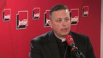 """Mgr Bruno Valentin, évêque auxiliaire de Versailles : """"Plus de 50 pays du monde où les chrétiens sont reconnus en situation de persécution"""""""