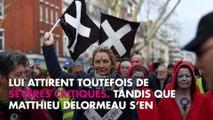 Corinne Masiero : Francis Huster la recadre après ses tacles à Emmanuel Macron