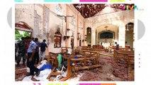 Erin Taulany, Bom Sri Lanka & Bupati Mandailing Natal