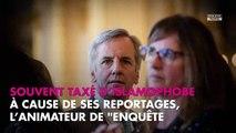 Bernard de la Villardière menacé de mort : comment il s'est protégé