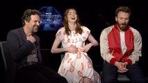 Chris Evans, Karen Gillan and Mark Ruffalo Tell Stories From 'Avengers: Endgame'