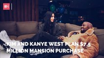 Kim And Kanye Are Looking At Some Real Estate