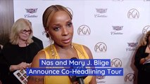 A New Tour Is Coming From Nas And Mary J. Blige