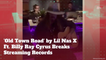 The Country Rap Mix Of 'Old Town Road' Hit New Levels