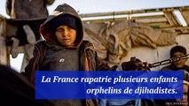 La France rapatrie plusieurs enfants orphelins de djihadistes