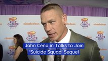 John Cena May Join 'Suicide Squad'