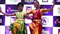 Bhagyashree Unveils Trophy Of 'India Dance Week Season 6 With Sadip Soparrkar