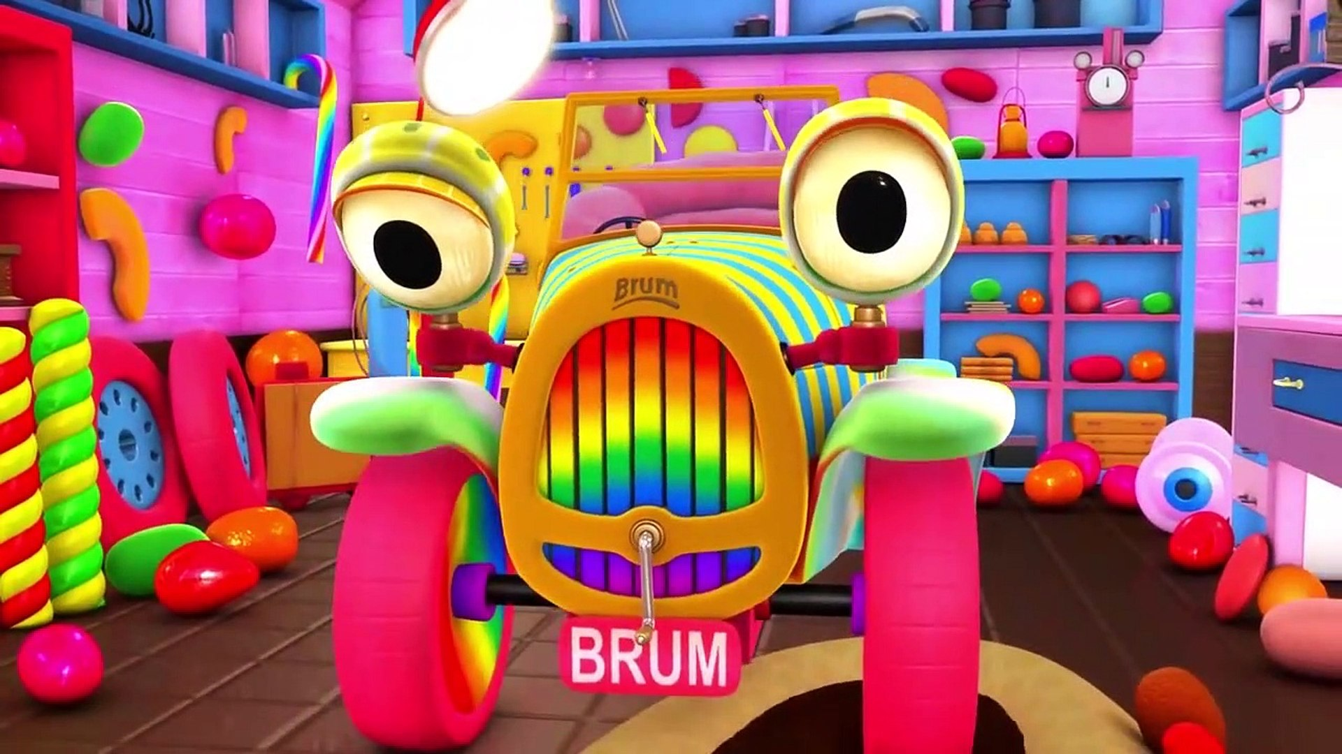 ★ Brum ★ Lights Out  | KIDS SHOW fll EPISODE | Cars and Trucks for kids | Funny adventures