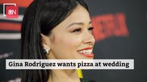 "Gina Rodriguez Is A Regular ""I Want Pizza"" Girl"
