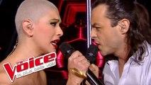 Zazie & Axel Bauer – A ma place | Nuno Resende & Dièse | The Voice France 2013 | Demi-Finale