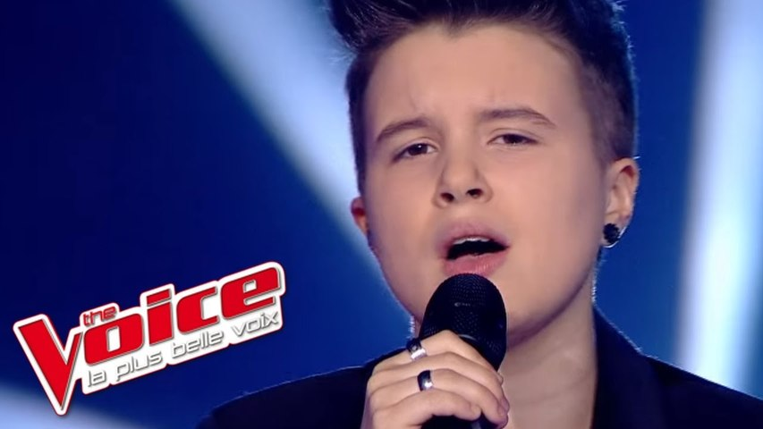Bruno Mars – When I Was Your Man | Loïs Silvin | The Voice France 2013 | Demi-Finale