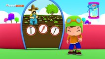 Leliko Bölüm 29 - Çiftçiye Ne Lazım Oyunu - Çizgi Film _ Düşyeri (720p)