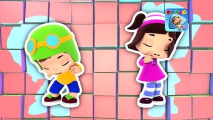 Leliko ile Eğlenceli Şarkılar ve Nerede Yetişir Oyunu - Çizgi Film & Çocuk Şarkıları _ Düşyeri (1080p)