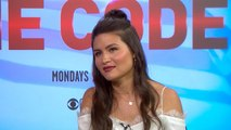 """Phillipa Soo discusses her role as Harper Li on CBS' """"The Code"""""""