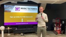 NYC MusicTech Meetup April 2019  - Keynote by Alex White, VP Content & Programming, Pandora