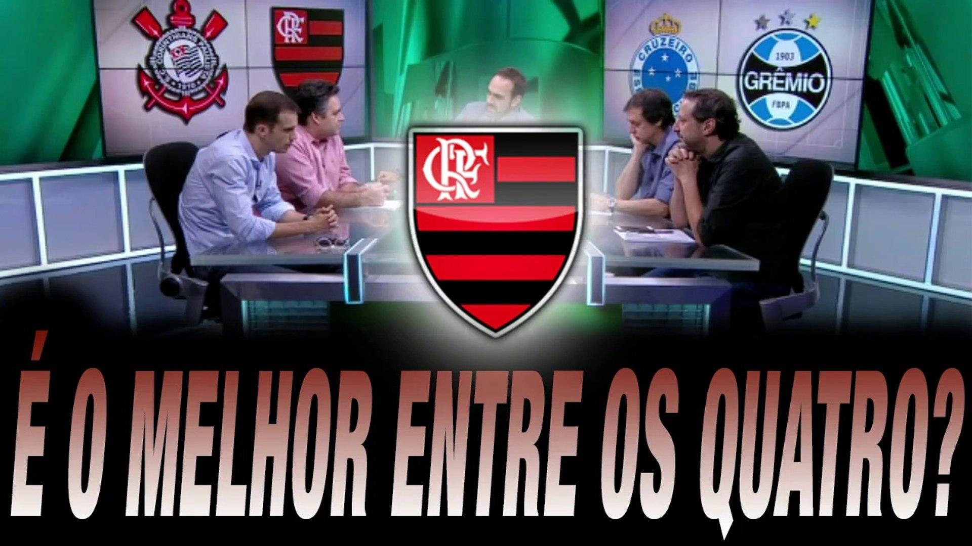 QUAL CAMPEÃO ESTADUAL CHEGA FORTE PARA O BRASILEIRÃO