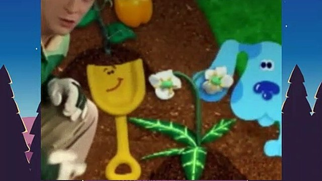 Blue's Clues - S04e21 - Let's Plant