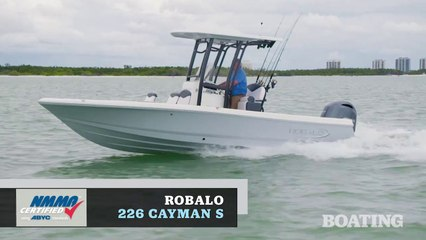 Boat Buyers Guide: 2019 Robalo 226 Cayman S