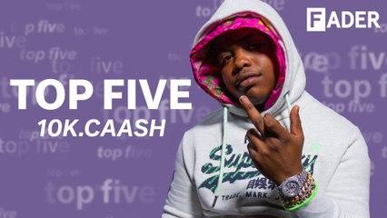 10K.Caash ranks his 5 favorite dances
