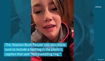 'Alaskan Bush People' Star Rain Brown Shuts Down Rumors She's Engaged