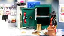 Playmobil Police Film français: Police & SEC Utilisation après Effraction | Film / Kinderserie | Gertie S. Bresa