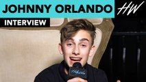 Johnny Orlando Talks About Fan Date & His Best Dating Advice!! | Hollywire