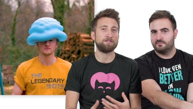 The Slow Mo Guys Break Down Slow Motion Videos