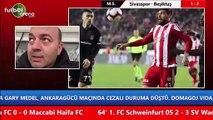 """Çağdaş Sevinç: """"Burak Yılmaz 3 sarı kartını Ankaragücü maçına taşıdı"""""""