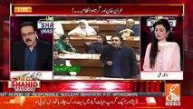 Imran Khan Is Waqt Asad Umar Ke Jane Per Sakht Ghusa Hain : Shahid Masood