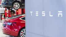 Tesla Shares Decline As Stock Is Downgraded