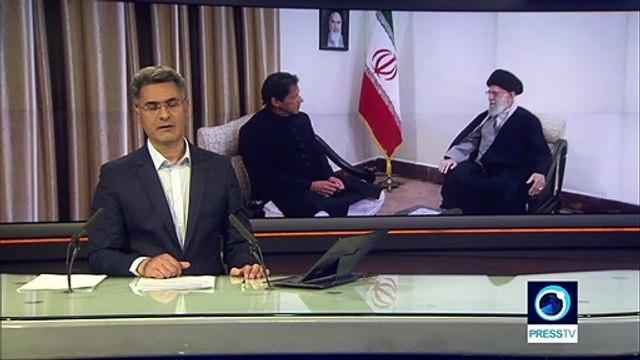 Leader: Iran, Pakistan should cement ties